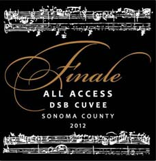 2012 Finale DSB All Access Red Blend