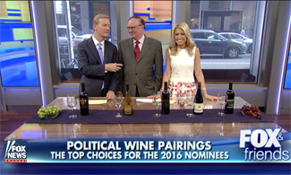 2012 Finale DSB All Access Red Blend featured on Fox and Friends