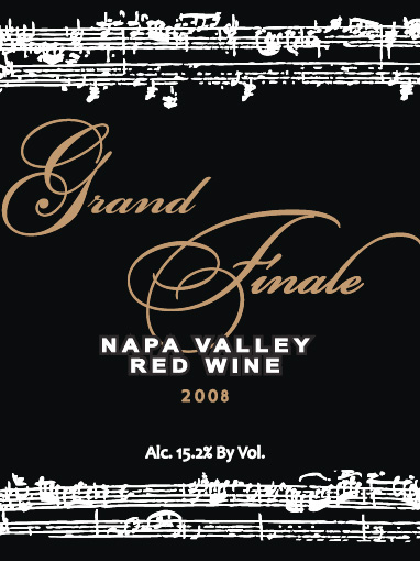 Grand Finale Napa Valley Red Blend